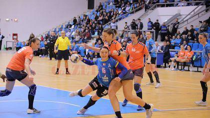 Liga Națională de handbal feminin, etapa a 9-a. Dunărea Brăila a învins la Rapid. Rezultate