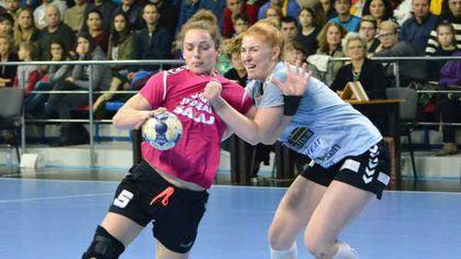 Echipele românești în grupele Cupei EHF la handbal feminin. Succes pentru HC Zalău, eșec pentru Craiova