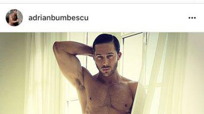 FOTO EXCLUSIV / Fiul marelui fotbalist Bumbescu se dezbracă în America. Nu-i place fotbalul, își dorește să joace în telenovele!