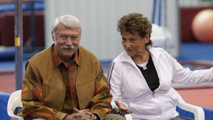 Bela şi Marta Karolyi nu vor fi inculpați în procesul medicului Larry Nassar
