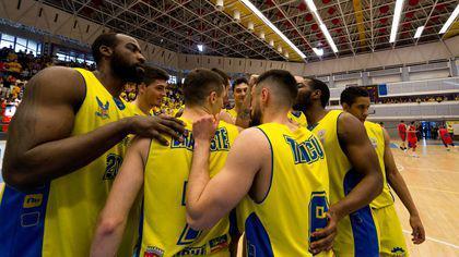 Liga Națională de baschet masculin, etapa a 22-a: CSU Sibiu a câștigat sezonul regular. U-BT Cluj, victorie cu Steaua