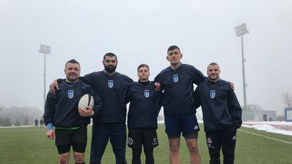 Echipa de rugby CSM București a făcut cinci transferuri înaintea meciului cu Steaua, din semifinalele Cupei României | VIDEO