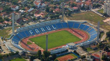 Farul Constanța a jucat primul meci oficial de fotbal acum 60 de ani, în Vinerea Mare
