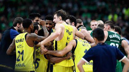 Final 4 Euroliga de baschet masculin 2018. Azi, la Belgrad, se joacă finala, Fener - Real