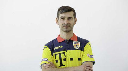 Claudiu Stamatescu, noul medic al naţionalei de fotbal a României