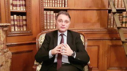Declarația ambasadorului României în Franța despre Simona Halep.