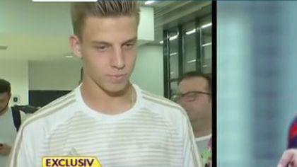 Ce sfaturi a primit Răzvan Prodan de la tatăl său, regretatul fotbalist Daniel Prodan.