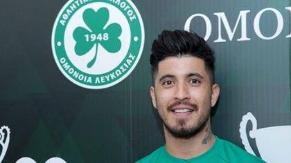 Juan Albin a semnat cu Omonia Nicosia. Uruguayanul a plecat de la Dinamo după o bătaie în Centrul Vechi