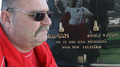 """EXCLUSIV / Petre Cozma, al patrulea infarct! Tatăl regretatului handbalist Marian Cozma nu știa că unul dintre criminalii băiatului său a fost eliberat """"pentru bună purtare"""""""
