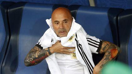 """Jorge Sampaoli, după eliminarea Argentinei: """"Nu-mi dau demisia"""". Javier Mascherano se retrage"""