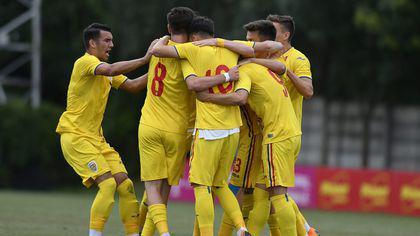 Amical România U19 - Israel U19. Tricolorii au câștigat / VIDEO