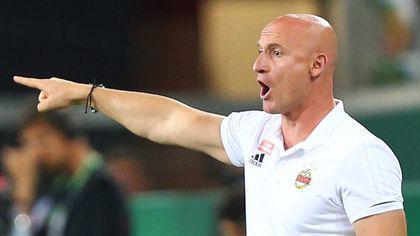Fanii lui Rapid Viena vor demiterea antrenorului înaintea returului cu FCSB!