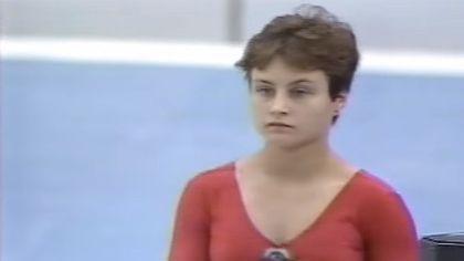 Gimnasta Elena Shushunova a murit la 49 de ani. A fost rivala Danielei Silivaș | VIDEO