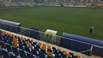 EXCLUSIV | Iarba din vis costă 6.000 de euro! Așa arată gazonul pe care România va juca în Liga Națiunilor, cu Muntenegru | FOTO&VIDEO