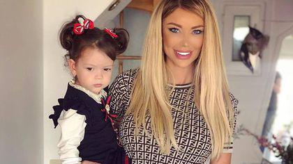 """Bianca Drăgușanu și Victor Slav, împreună de ziua fiicei lor. """"Îl așteptăm și pe tati"""""""