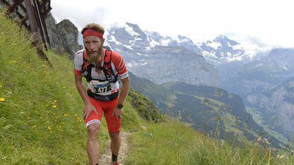 Radu Milea, primul român la CCC, cursa de 101 km de la UTMB