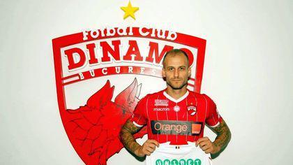 Dinamo l-a transferat pe atacantul Danijel Subotic. Anamaria Prodan are iar intrare la echipa de suflet