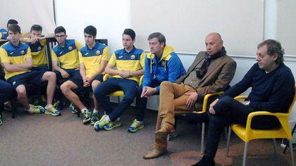 """Învățămintele lui Ilie Balaci pentru micii fotbaliști: """"Vreau să vă văd că jucați râzând"""""""