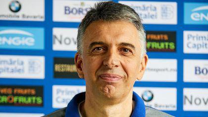 Dragan Djukici, noul antrenor al echipei de handbal feminin CSM București