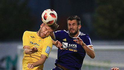 Alex Crețu a calificat-o pe Maribor în semifinalele Cupei Sloveniei