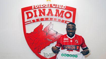 Simon Zenke, la Dinamo. Urmează Montini?