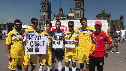 Salvați de fotbal! România a terminat pe locul 18 la Mondialul homleșilor