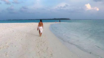 Raluca Olaru și-a făcut cadou o vacanță în Maldive