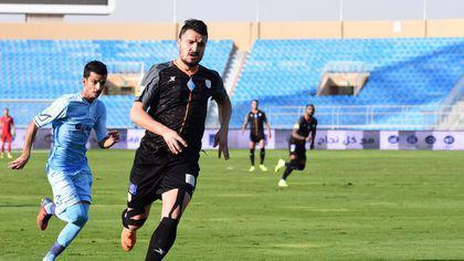 Budescu a reușit o dublă pentru Al Shabab. Fotbalistul face senzație în Arabia Saudită | VIDEO