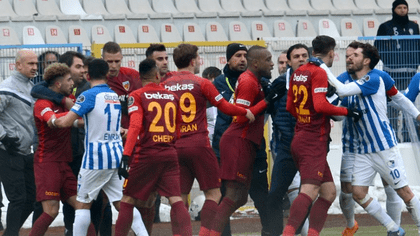 VIDEO / Săpunaru, gol și scandal la Kayserispor
