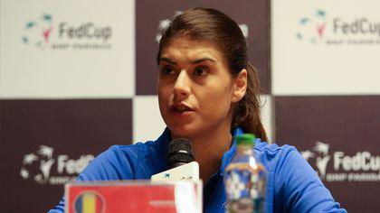Sorana Cîrstea s-a retras din echipa de Fed Cup a României!