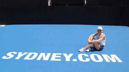 Simona Halep a făcut primul antrenament în Australia | GALERIE FOTO&VIDEO