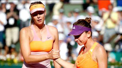 Dan Negru face comparație între Simona Halep și Maria Sharapova.
