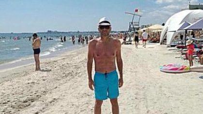Fotografie ȘOCANTĂ: cum a apărut Mititelu pe o plajă de fițe din Mamaia
