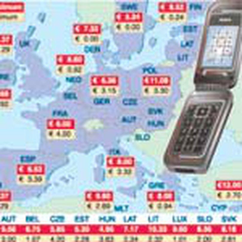Uniunea Europeana uniformizeaza taxele de roaming