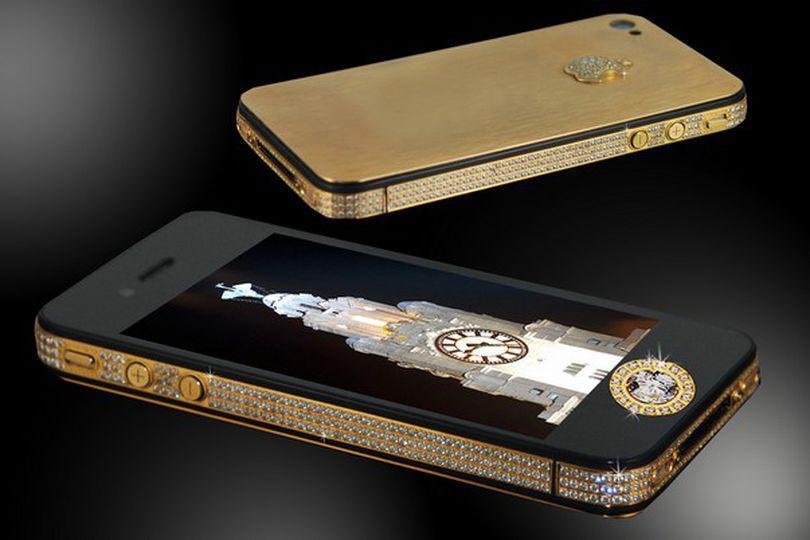 Uite cum arată cel mai scump telefon din lume. Ai da 7 milioane de euro pe el?
