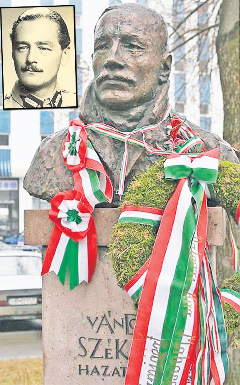 A omorât 14 români în 1940. Acum are statuie în România!