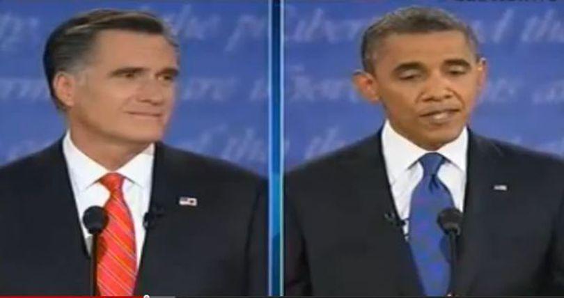 ALEGERI SUA 2012 – DEZBATEREA Obama vs Romney a avut ceva ROMÂNESC în ea | VIDEO integral