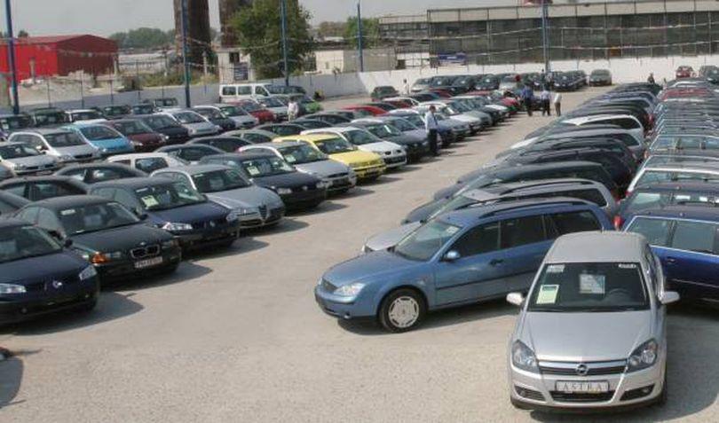 Piaţa auto din România e pentru al cincilea an în picaj!