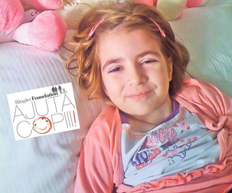 Cosmina începe chimioterapia în Hanovra