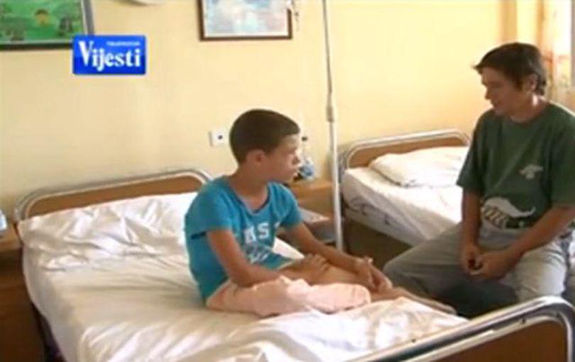 Mărturia băiatului muntenegrean lovit de autocarul groazei, înainte de accident – VIDEO