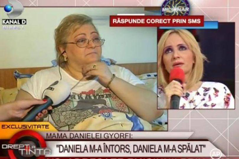 VESTE-ŞOC! Mama Danielei Gyorfi A MURIT!