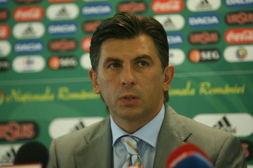 UPDATE. Ionuț Lupescu intră în lupta pentru șefia FRF. Burleanu, sfătuit să se retragă. Toate reacțiile / VIDEO