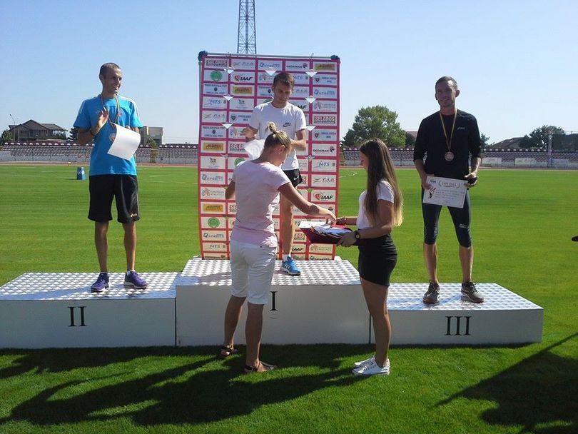 Mădălina Florea și Nicolae Soare, pe primele locuri la 10.000 de metri