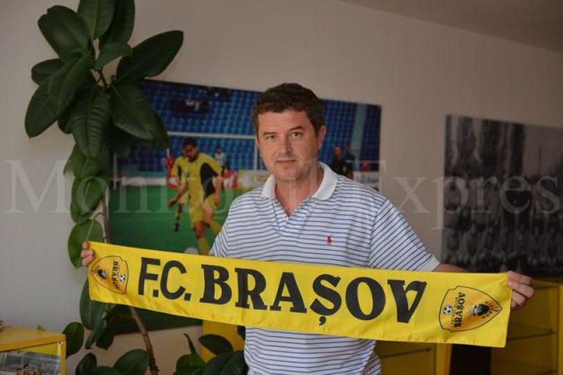 Prima demisie din liga secundă. FC Brașov a rămas fără antrenor principal