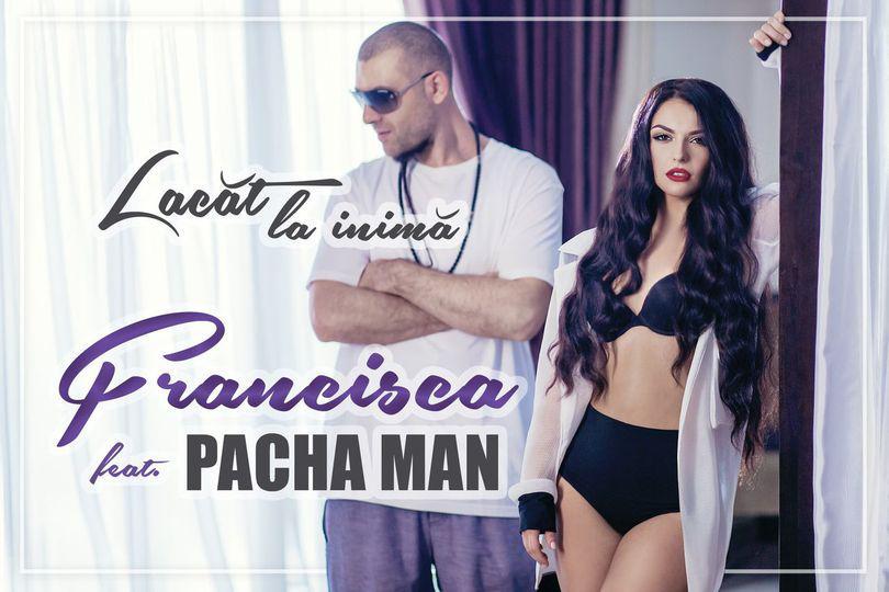 """PREMIERĂ LIBERTATEA.RO   FRANCISCA lansează single-ul şi videoclipul """"Lacăt la inimă"""", feat. Pacha Man"""
