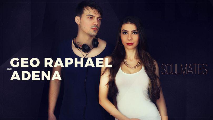 """PREMIERĂ LIBERTATEA.RO. Geo Raphael și Adena, o nouă colaborare pentru piesa """"Soulmates"""""""
