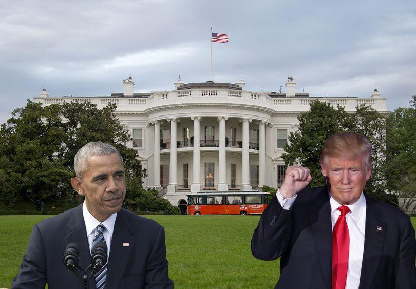 """UPDATE. Barack Obama l-a primit pe Donald Trump la Casa Albă. Trump, despre Obama: """"Un om de o mare finețe"""""""