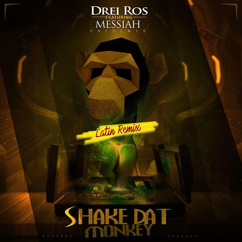 Premieră Libertatea.ro | Drei Ros ft. Messiah – Shake Dat Monkey (Latin Remix)