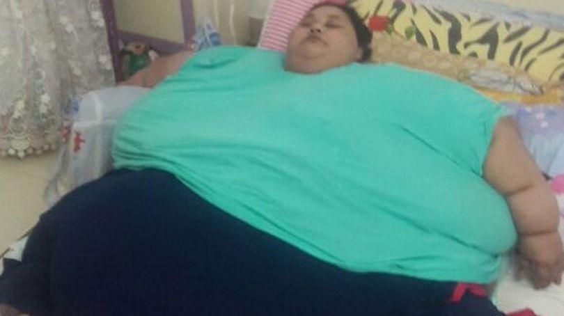 Cea mai grasă femeie din lume a slăbit 100 de kilograme