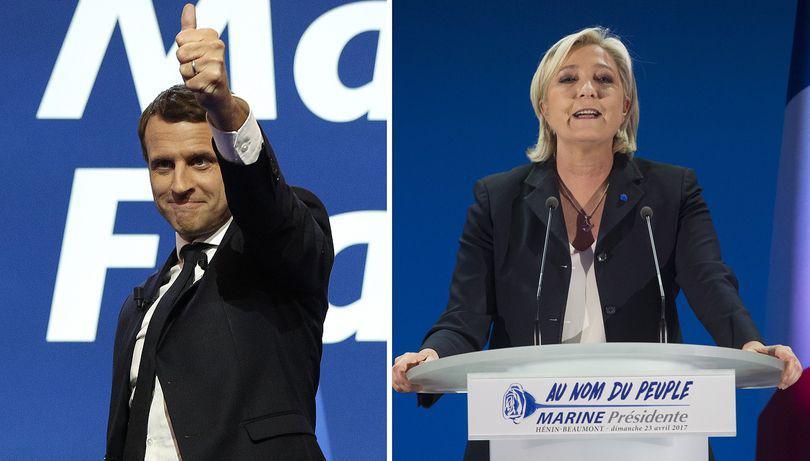 Lupta pentru Elysee. Care sunt propunerile lui Emmanuel Macron și Marine Le Pen pentru viitorul Franței